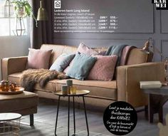 3 seater sofa black leather red sectional with recliner bepurehome bank rodeo 3-zits cognac bruin leer 78x274x87cm ...