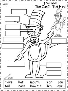 Dr. Suess' Cat in the Hat