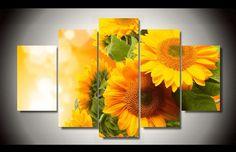 sunflower border clip art