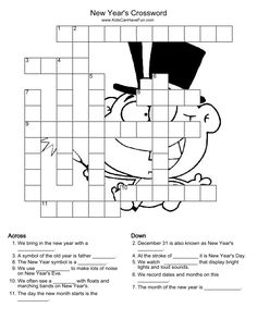 Summer Crossword Puzzle http://www.kidscanhavefun.com