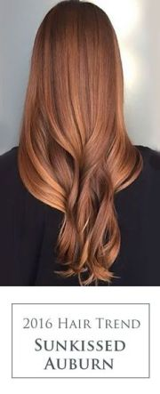 copper hair colors