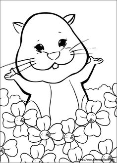 1000+ images about Kids and Pets Coloring Pages on