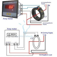 The plete guide of single phase motor wiring with