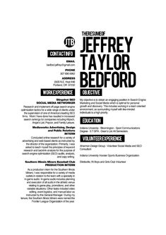 1000+ images about Cover Letter & Resume on Pinterest