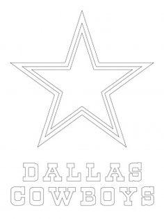 Youth Dallas Cowboys Navy Stencil T-Shirt