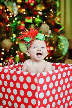 1000 ideas about Baby Christmas Photos on Pinterest