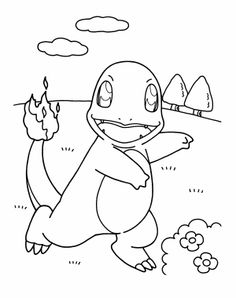 1000+ images about Pokemon Coloring Pages on Pinterest