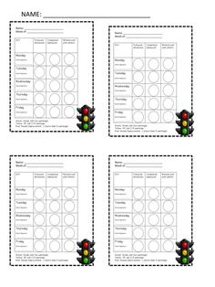 1000+ ideas about Daily Behavior Report on Pinterest