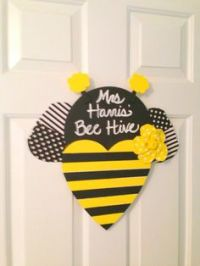 Bee Stuff on Pinterest | Bee Theme, Bees and Bumble Bees