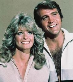 Farrah Fawcett and Lee Majors on Pinterest | Farrah Fawcett ...