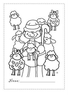 Psalm 23 For Kids Activities psalm 23