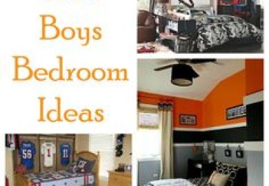 Teenage Boys Room Idea For A Yankee Fan