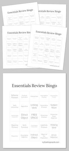 Essentials TEACHING IDEAS:: Classical Conversations