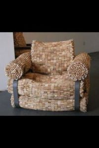 1000+ images about cork chair on Pinterest | Corks, Wine ...