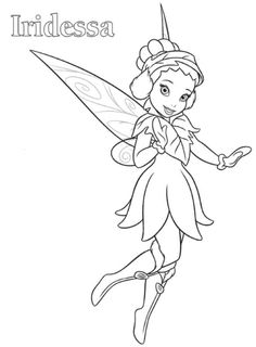 Meet Fawn! She is an animal talent fairy from the Disney