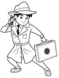 1000+ images about Secret Agent / Spy Kid Clipart on
