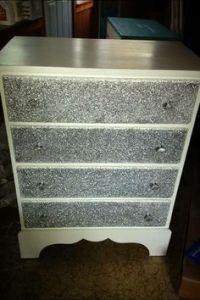 Glitter Dresser on Pinterest   Dressers, Girl Dresser and ...