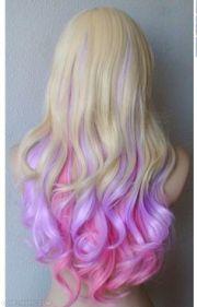 1000 fun hair color