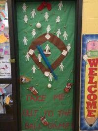 Teacher Appreciation Door Ideas on Pinterest | Teacher ...