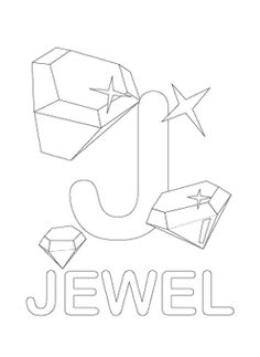 Free printable alphabet coloring pages in lovely original