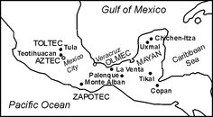 Places, Aztec and Places of interest on Pinterest