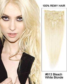30 6 chestnut brown straight 100 remy hair clip in hair extensions feshfen clip in hair