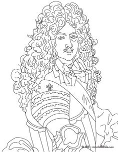 Colouring pages, William shakespeare and Activities on