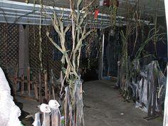Haunted House In Garage Ideas House Ideas