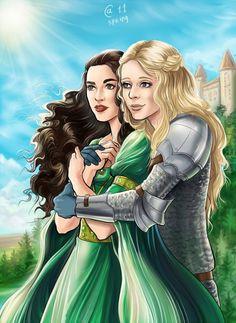 medieval lesbian queen