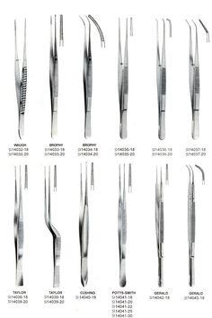 "futuredoctorspork: "" geekymedguru: ""Types of surgical"