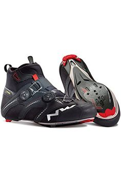 northwave mens extreme winter gtx r winter cycling shoe black