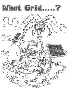 It's Friday again! Enjoy our solar cartoon, and have a