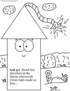 I am the Good Shepherd coloring page: see more at my blog
