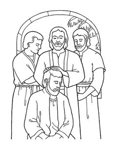 """An illustration of the third article of faith—""""Atonement"""