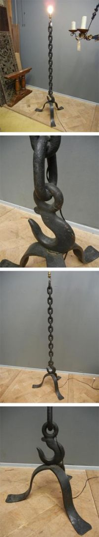 welded chain - Google Search. This is going to be a bitch ...