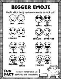 Emoji Math Worksheet Answers. Emoji. Best Free Printable
