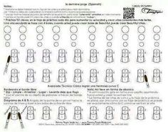 1000+ images about Nail Practice Sheets on Pinterest