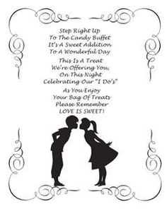 1000+ images about Poster board candy poems on Pinterest