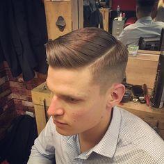 Fade Haircut Haircut Short And Medium Long On Pinterest