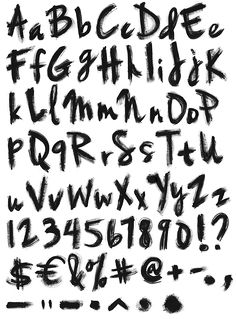 1000+ images about Fonts / Alphabets for Scrapbook and