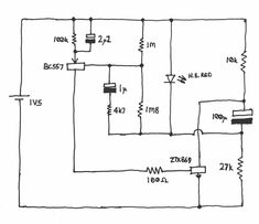 27MHz Transmitter-Receiver Radio Control PCBs and