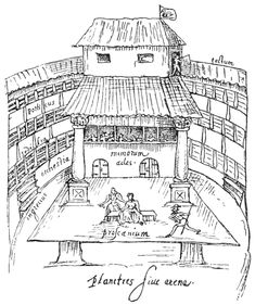 1000+ images about London Theatres c. 1600 on Pinterest