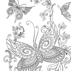 Free Coloring Pages for April 2015: Geometric Patterns