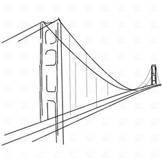 San Francisco Golden Gate Bridge Travel Print from