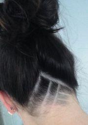1000 ideas shaved hair women
