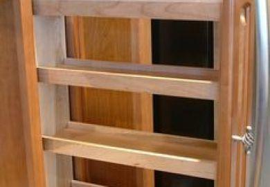 Kitchen Spice Cabinets Kitchen Design Photos
