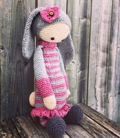 Rita the rabbit made