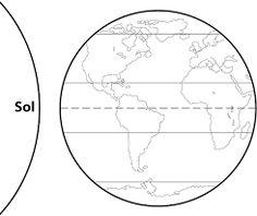 Mapa de los continentes con nombres para colorear y para
