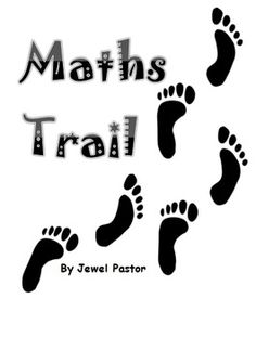 Twinkl Resources >> Outdoor Maths Trail Cards >> Classroom