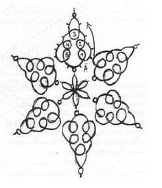 1000+ images about Tatting Snowflakes on Pinterest